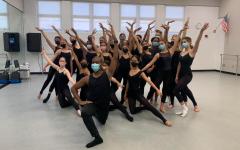 Dreyfoos School of the Arts Foundation hosts  Alvin Ailey American Dance Theatre Company Member Solomon Dumas